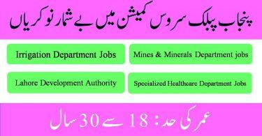 Punjab Public Service Commission Latest Jobs 2020 | Apply Online