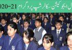 School Education Scholarship Program 2020 | Apply online