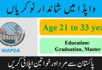 WAPDA LATEST JOBS 2020 | APPLY ONLINE