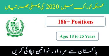 SINDH FOOD DEPARTMENT JOBS 2020 | APPLY ONLINE